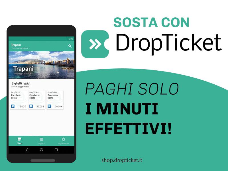 Dropticket